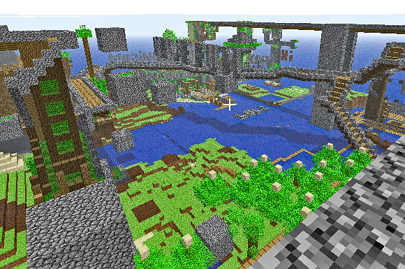 Gaming Session Minecraft September 30 2010 Video Games And