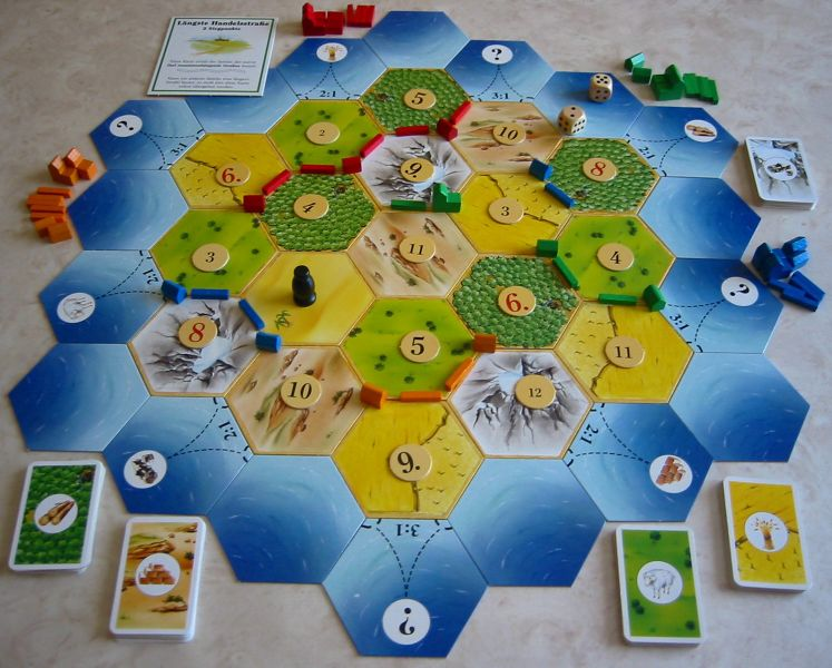 Settlers Of Catan For Pc
