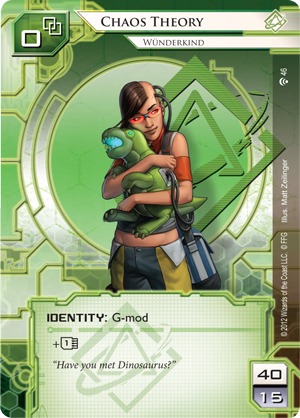 Netrunner: Chaos Theory