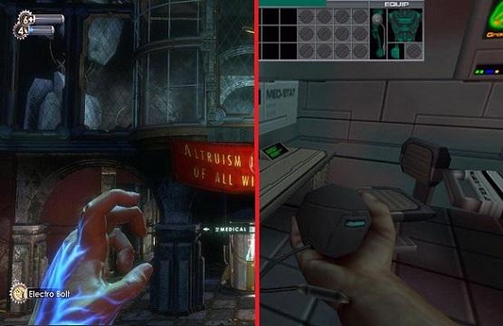 BioShock / System Shock 2